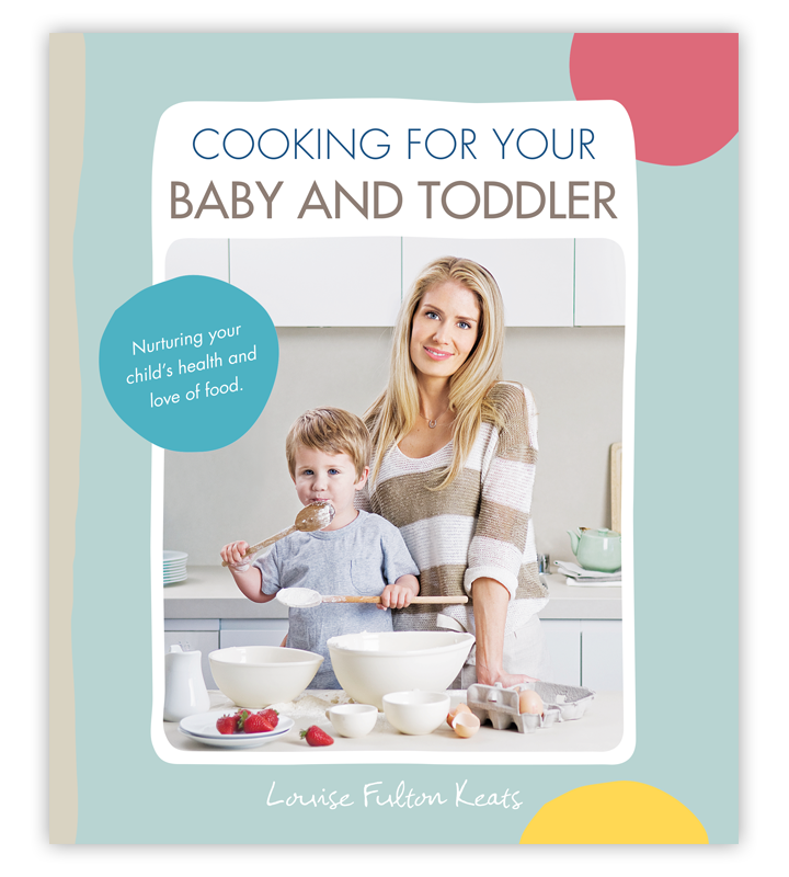 Cooking For Your Baby & Toddler
