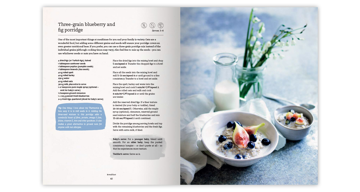 Thermomix something for everyone louise keats prev forumfinder Choice Image