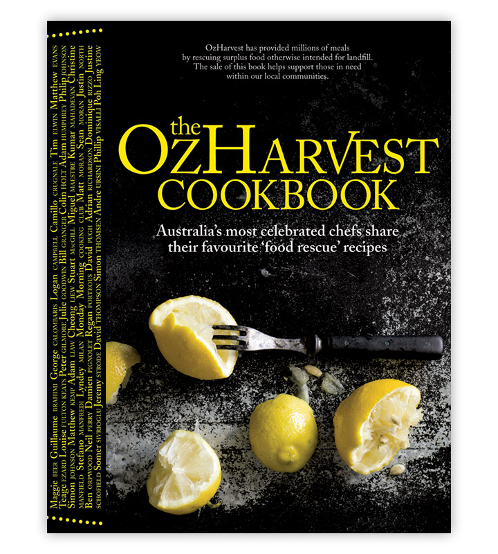 The Oz Harvest Cookbook