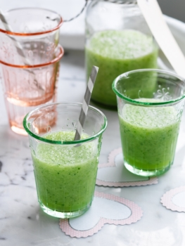 Drink-Your-Greens Frappe