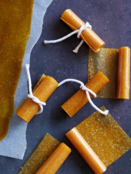 Mango Fruit Leathers
