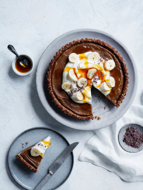 Better-for-you Banoffee
