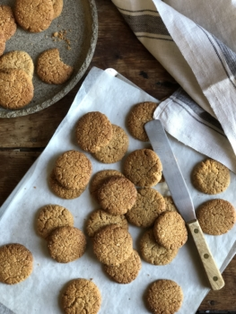 Better-for-you ANZACs