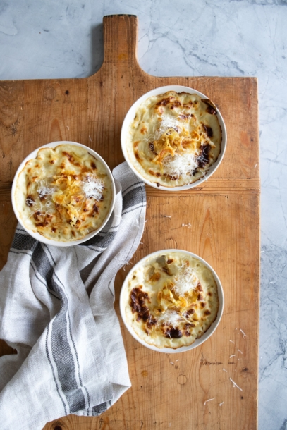 BETTER-FOR-YOU MACARONI CHEESE