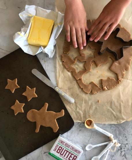 spelt gingerbread